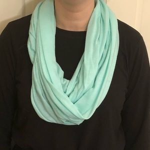 Mint / Tiffany Blue Infinity Scarf
